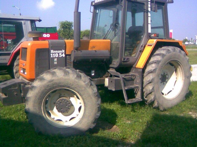 tractor renault 110 54. Black Bedroom Furniture Sets. Home Design Ideas