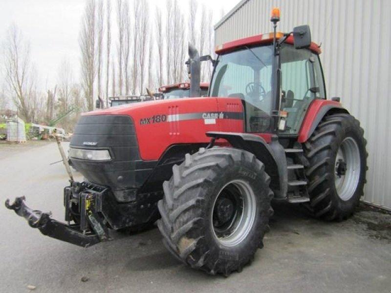 case ih magnum mx 180 tracteur