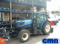 New Holland T4.95 F Weinbautraktor
