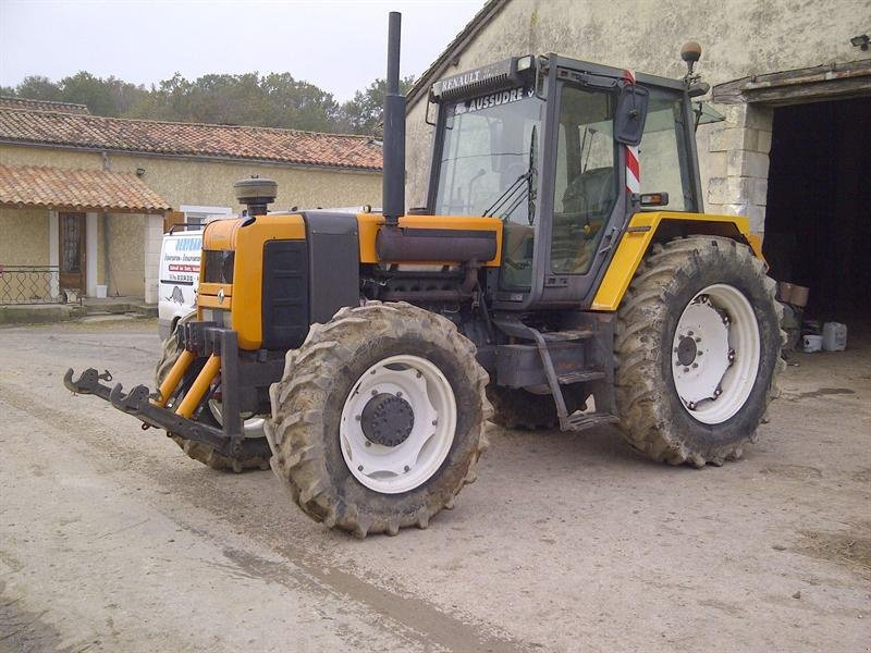 renault 110 54 tx tracteur. Black Bedroom Furniture Sets. Home Design Ideas