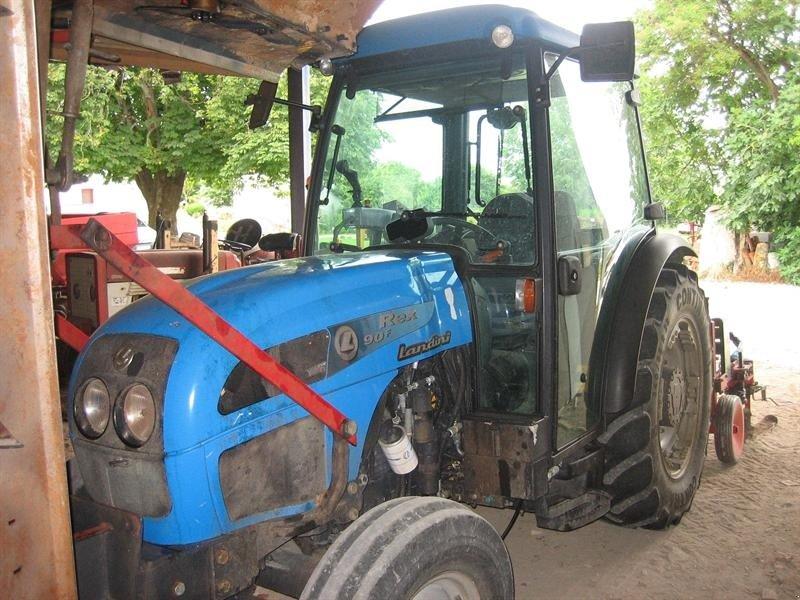 landini rex 90 f tracteur pour viticulture