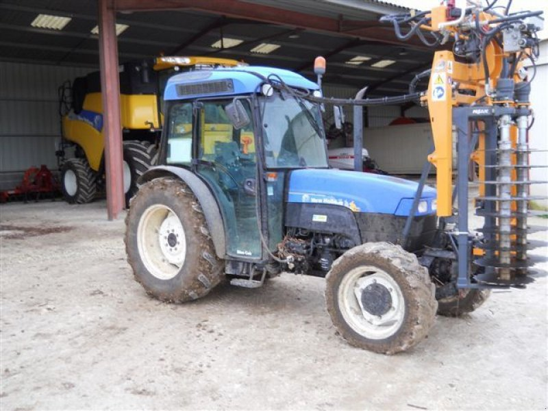 new holland tn 85 fa tracteur pour viticulture