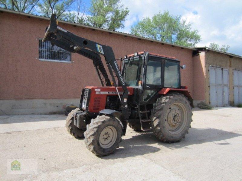 belarus mts 82 mit frontlader al traktor. Black Bedroom Furniture Sets. Home Design Ideas