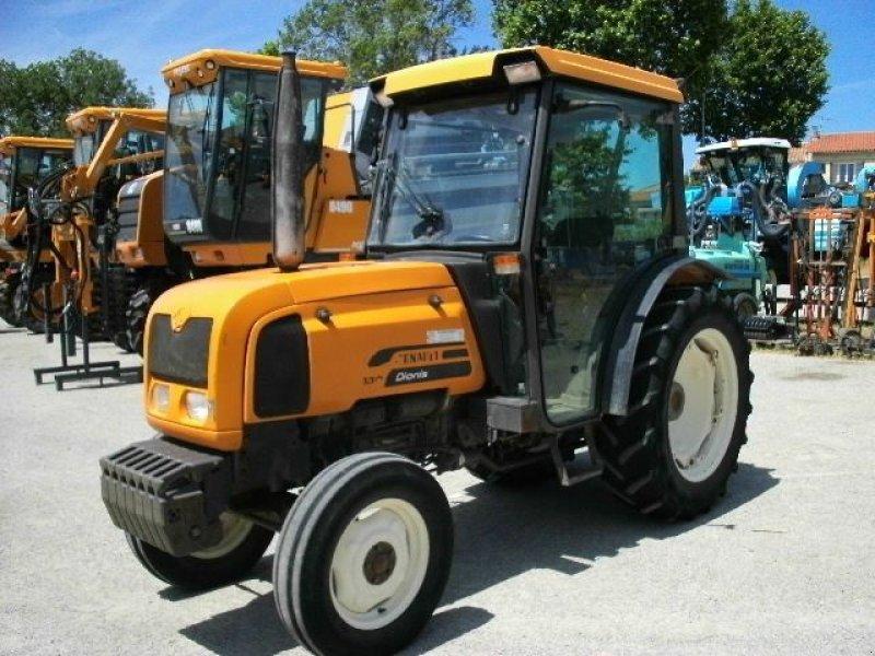 renault dionis 130 tracteur pour viticulture