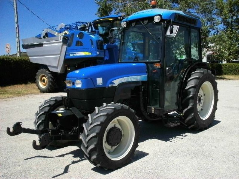 new holland tn85fa tracteur pour viticulture