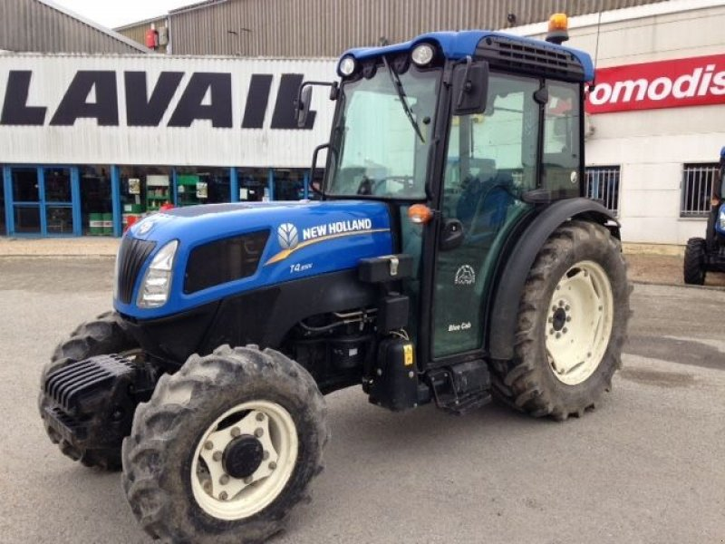 new holland t4 85n tracteur pour viticulture