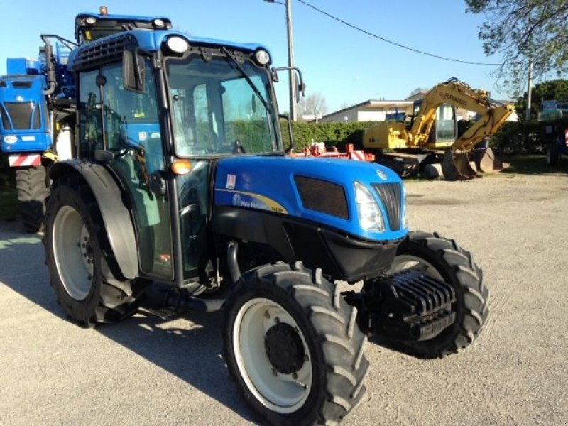 new holland t4030f tracteur pour viticulture