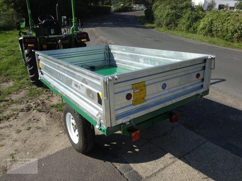 Traktor Anhänger Beleuchtung | Vemac Vemac Anhanger Kippanhanger Kipper Neu 1 5to Traktor Kipper