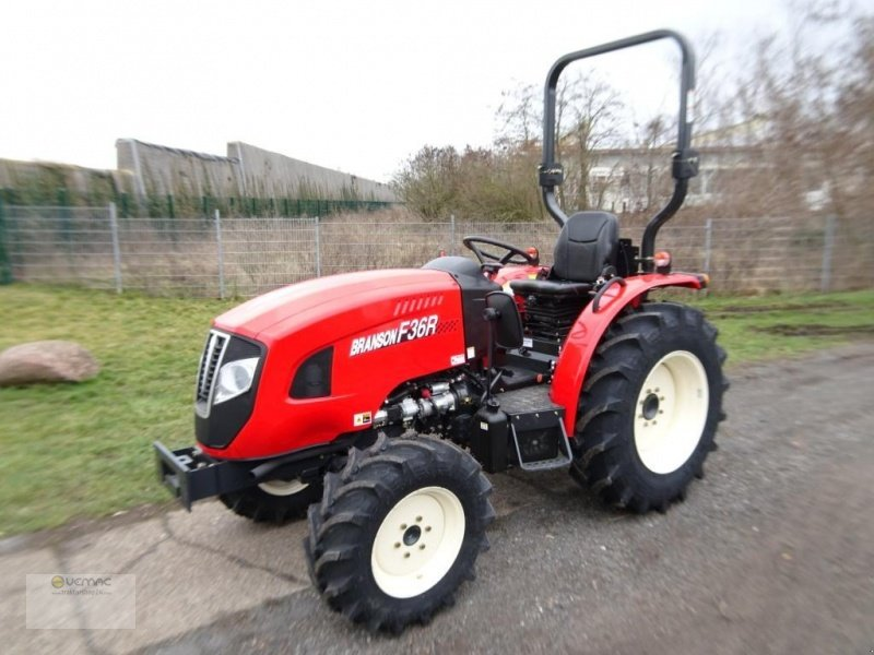 Branson f47rn 45ps traktor trecker schlepper neu ohne frontlader