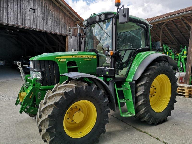 john deere 6430 premium traktor 94405 rottersdorf. Black Bedroom Furniture Sets. Home Design Ideas