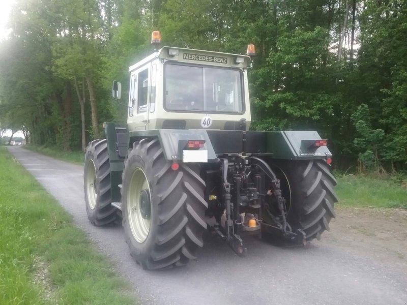 mercedes benz mb trac 1500 turbo tracteur 46282 dorsten. Black Bedroom Furniture Sets. Home Design Ideas