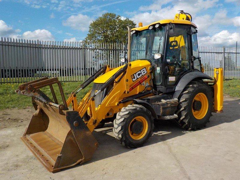 Jcb 2013 - 2011 Jcb 3cx P21 Eco Backhoe Loader