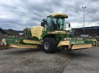 Krone BIG M 420 CV Barre de coupe