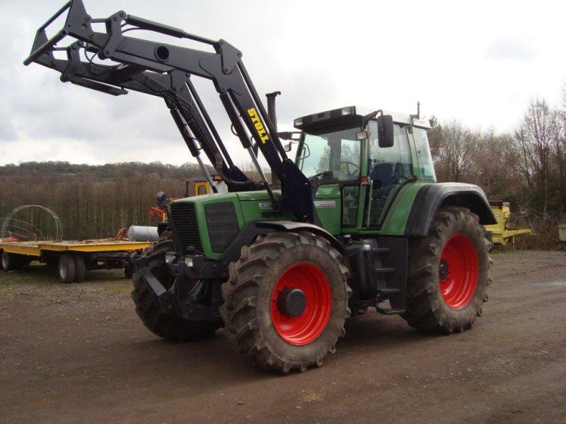 fendt favorit 816 traktor. Black Bedroom Furniture Sets. Home Design Ideas