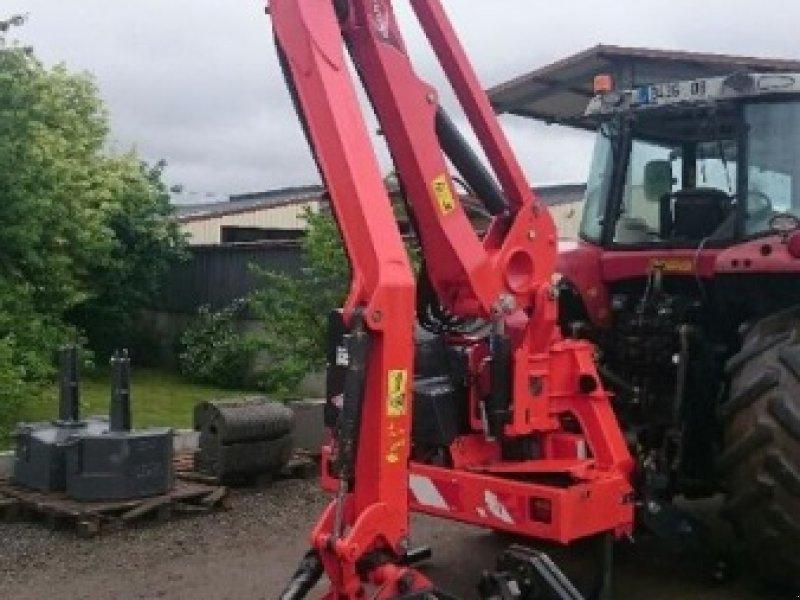 Kuhn pro longer ep 5762 spa embankment mowing equipment for Abc salon equipment