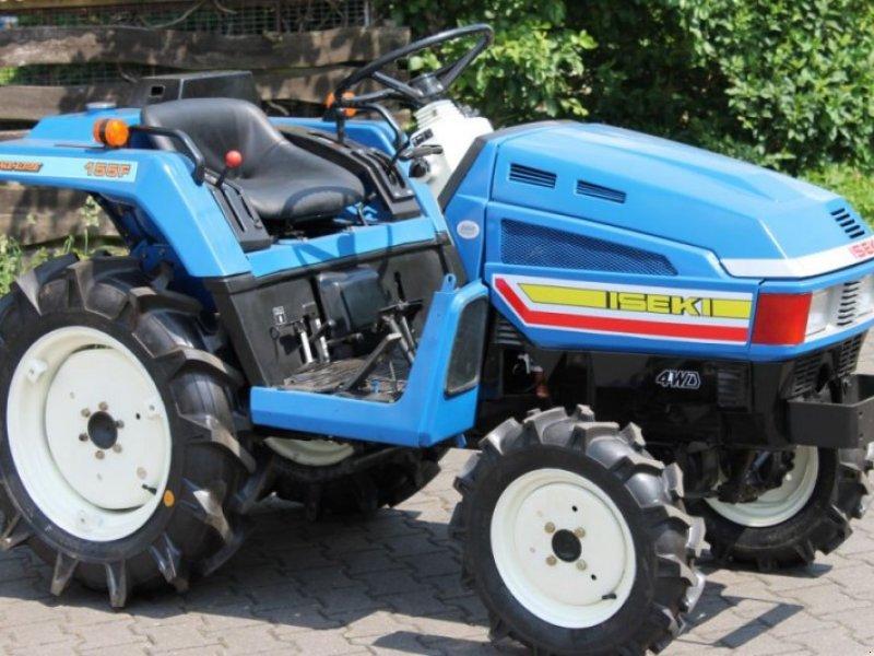 iseki landhope 155 traktor. Black Bedroom Furniture Sets. Home Design Ideas