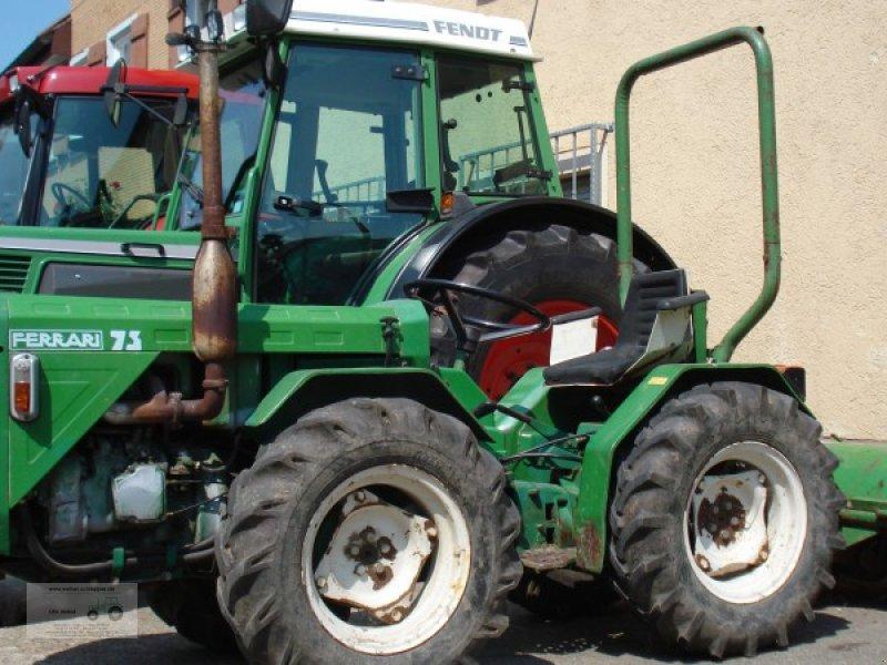 ferrari 75s tracteur pour viticulture. Black Bedroom Furniture Sets. Home Design Ideas