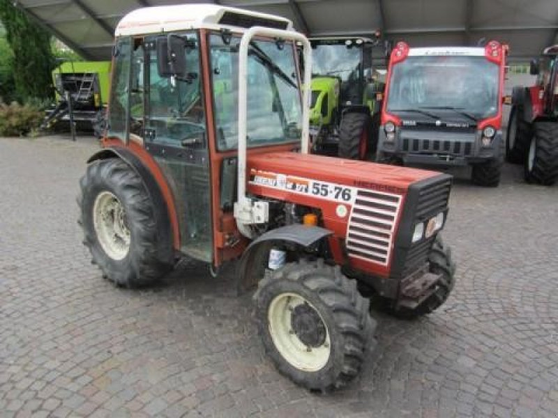 New Holland Orchard Tractors : New holland fiat dt g orchard tractor