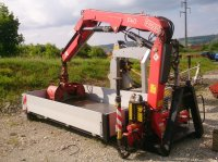 Fassi F40B.22 Abrollcontainer