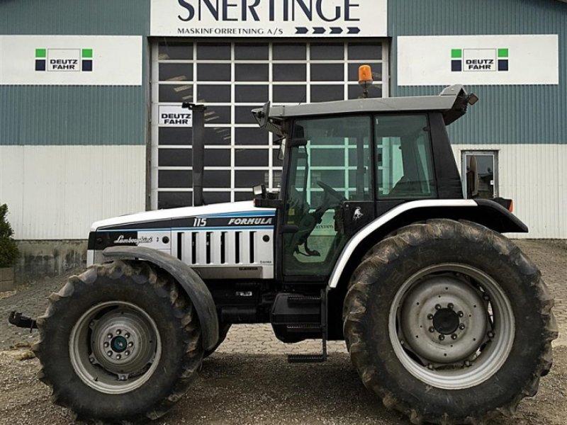 lamborghini formula 115 traktor. Black Bedroom Furniture Sets. Home Design Ideas