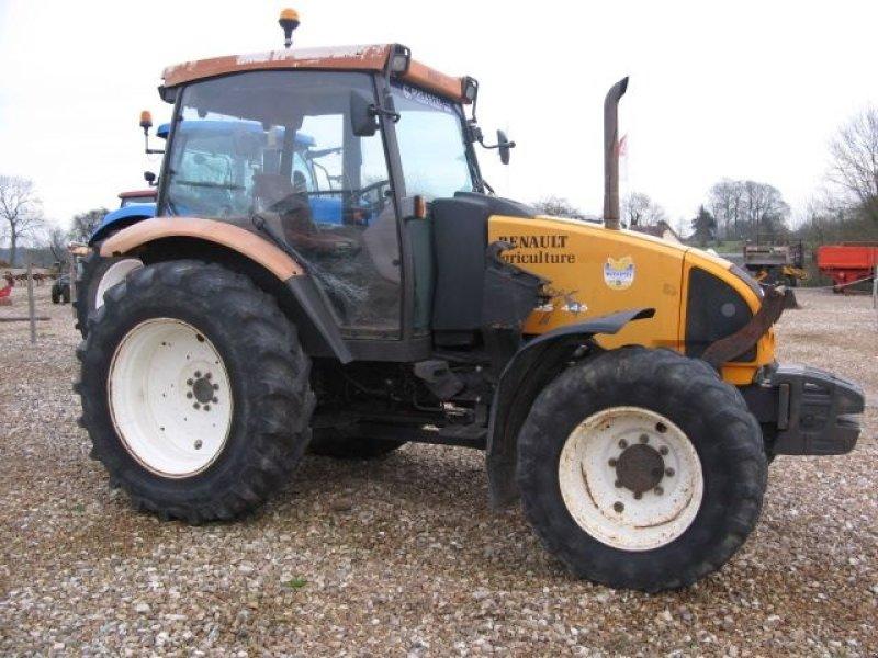 renault ergos 446 traktor 76890 saint ouen du breuil. Black Bedroom Furniture Sets. Home Design Ideas