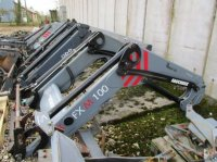 Faucheux FXM100 Frontlader