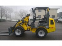 Wacker WL 25 Minishovel (Weidemann 1280) shovel 35 pk  bj 2011 Kompaktlader