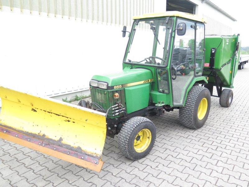 John Deere 855 Municipal tractor, 85131 Wachenzell