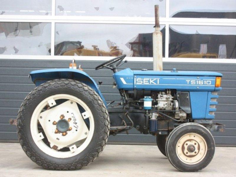 iseki ts1610 traktor 5753rl deurne. Black Bedroom Furniture Sets. Home Design Ideas