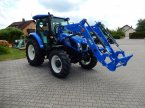 Traktor des Typs New Holland TD 5.85 in Rötz