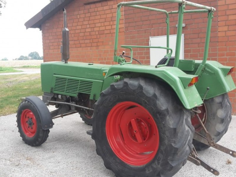 fendt farmer 3s typ 238 technisch u optisch top traktor. Black Bedroom Furniture Sets. Home Design Ideas