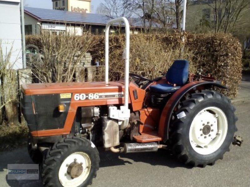 fiatagri 60-86 tracteur pour viticulture