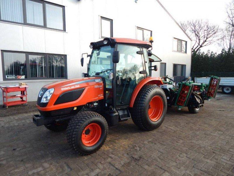 kioti nx 6010 h st traktor. Black Bedroom Furniture Sets. Home Design Ideas
