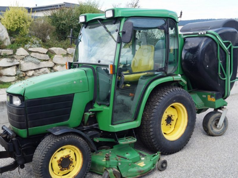 4210, 4310, AND 4410 COMPACT UTILITY TRACTORS