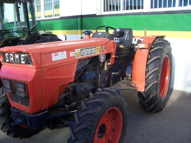 same vigneron 60 tracteur