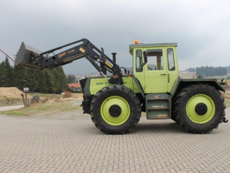 MB Traktor Versorgung in Tit