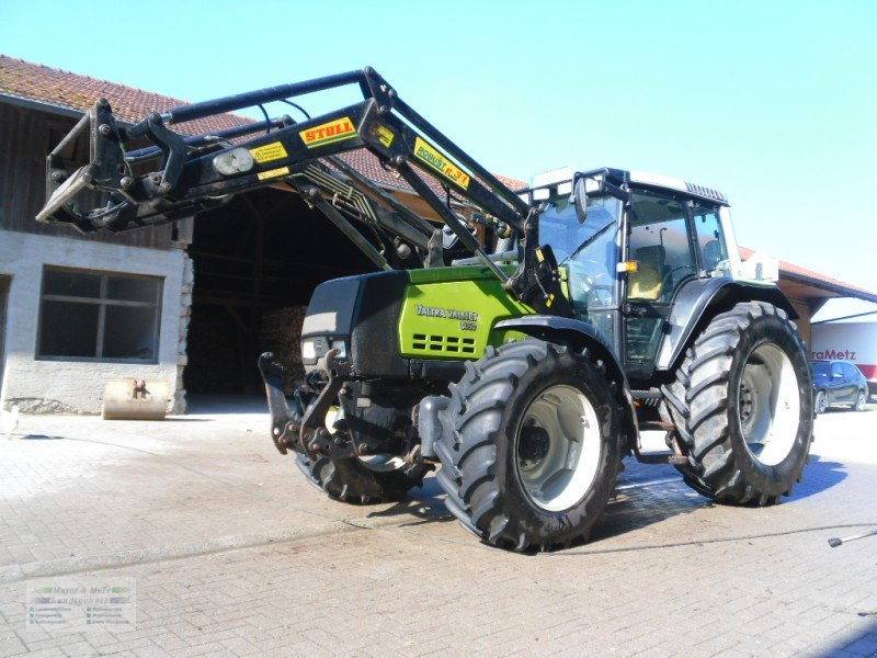 valtra 8050 hi-tech tracteur