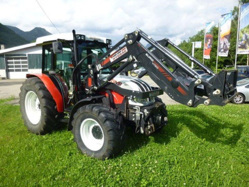 steyr kompakt 4075 profi 2 traktor. Black Bedroom Furniture Sets. Home Design Ideas