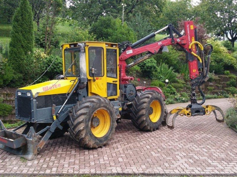 tracteur forestier welte
