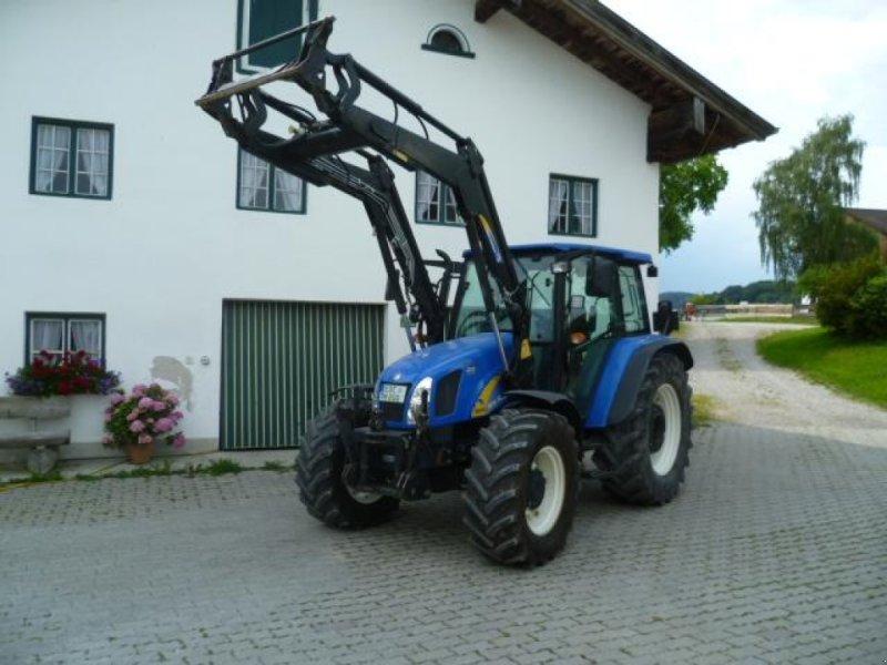 New Holland T5050 Tractor, 85560 Ebersberg - technikboerse com