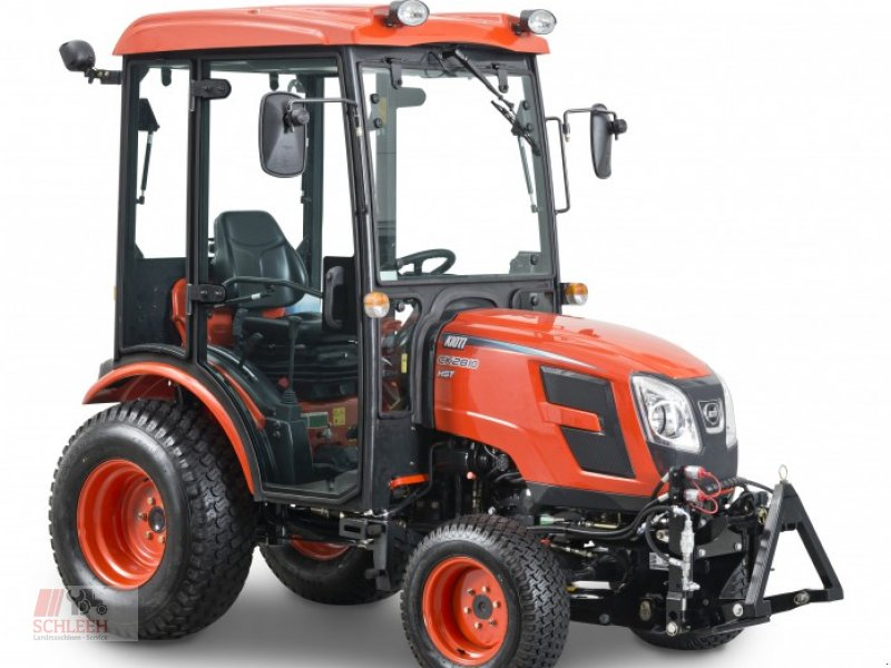 kioti ck2810c traktor. Black Bedroom Furniture Sets. Home Design Ideas