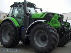 Traktor des Typs Deutz-Fahr 6155 RC-Shift in Hof
