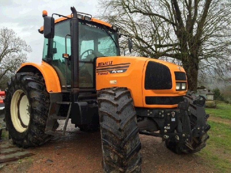 renault ares 710 rz tracteur  32300 st elix theux