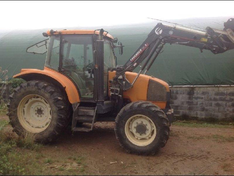 renault ares 540 rx tracteur 65800 orleix. Black Bedroom Furniture Sets. Home Design Ideas