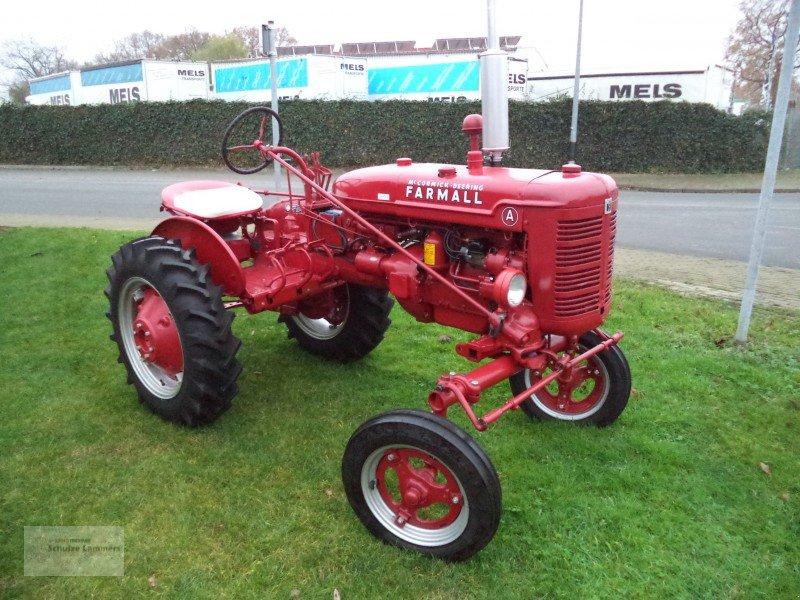 case ih farmall a usa oldtimer tracteur