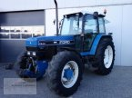 Traktor des Typs New Holland Ford 7840 in Borken