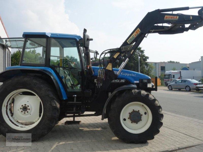 new holland 8160 traktor 46325 borken. Black Bedroom Furniture Sets. Home Design Ideas