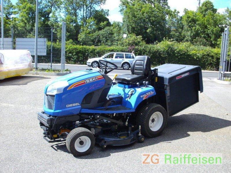 iseki sxg 323 municipal tractor. Black Bedroom Furniture Sets. Home Design Ideas