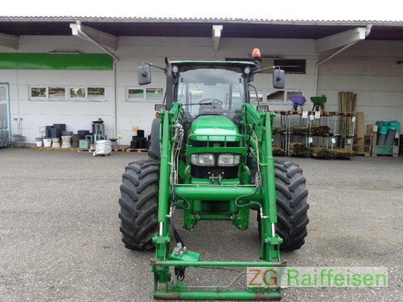 john deere 5820 gebraucht traktor. Black Bedroom Furniture Sets. Home Design Ideas