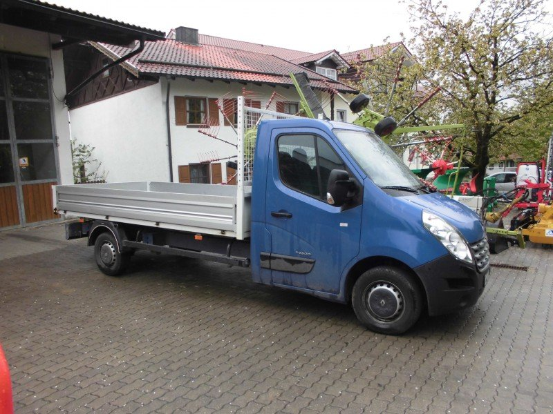 renault pritschenwagen 3 5 lkw. Black Bedroom Furniture Sets. Home Design Ideas